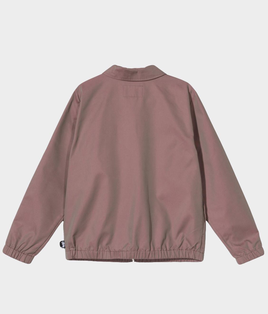 Stussy Stussy Iridescent Multi Pocket Jacket Red