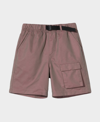 Stussy Stussy Iridescent Pocket Short Red