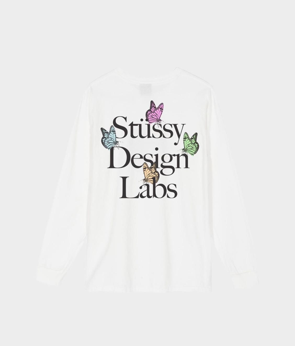 Stussy Stussy Design Labs Pig. Dyed Ls Tee