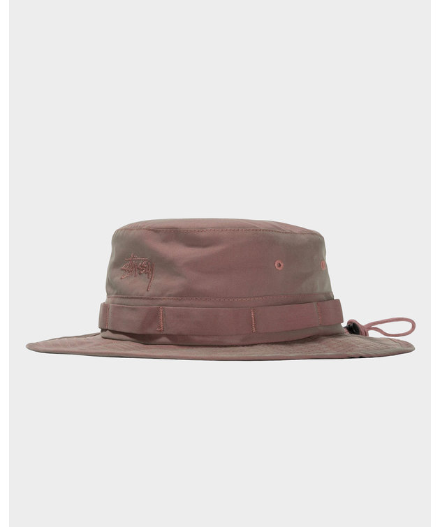Stussy Stussy Iridescent Boonie Hat Red