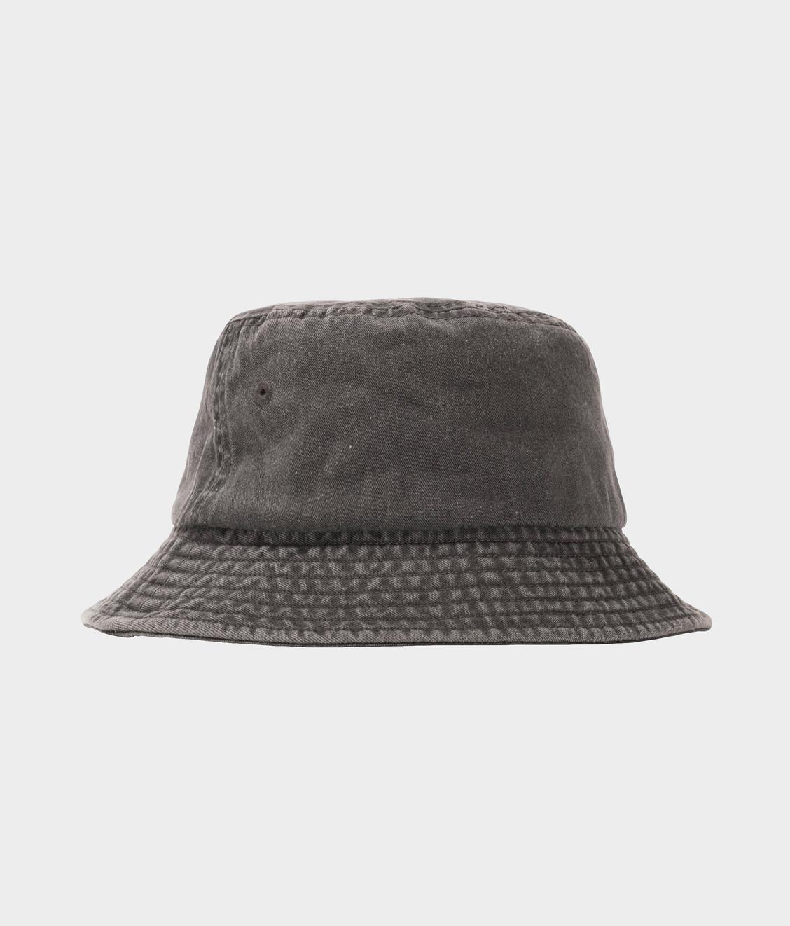 Stussy Stussy Stock Washed Bucket Hat Black
