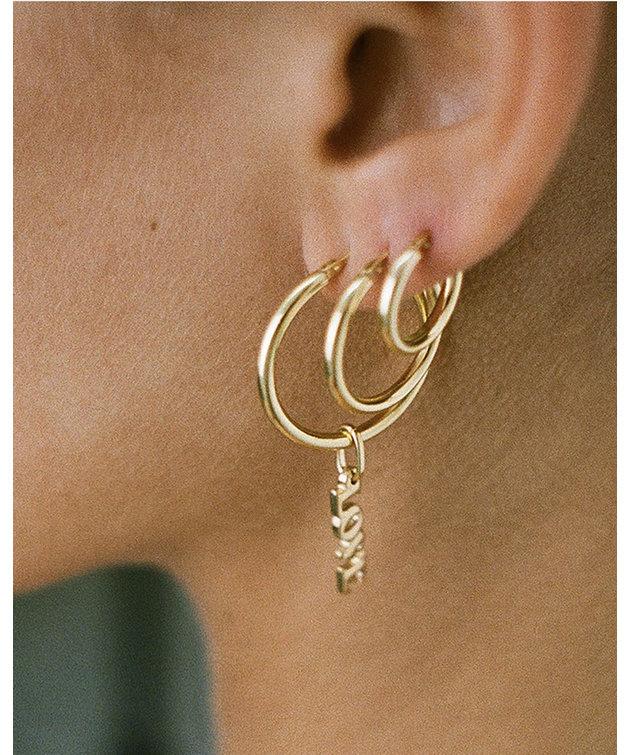 Golia Golia Earrings Valentina Hoops S
