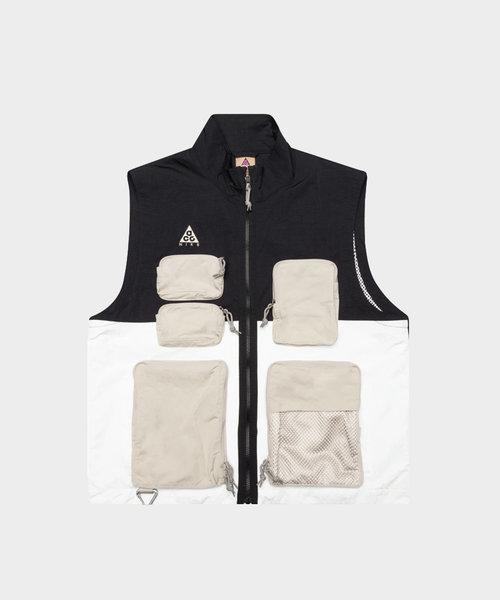 Nike ACG Vest Black White
