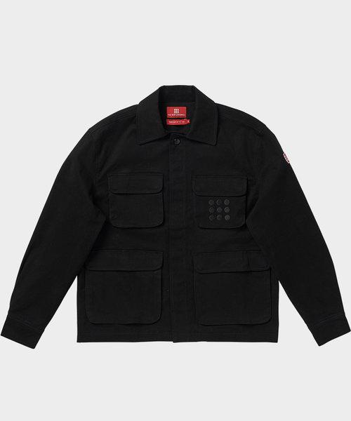 TNO Multi Pocket Jacket Black