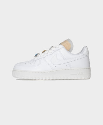 Nike Nike W Air Force 1 '07 LX White Onyx Bling