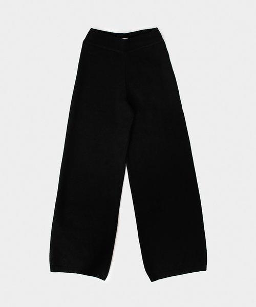 OC Knit Pant Deep Smoke