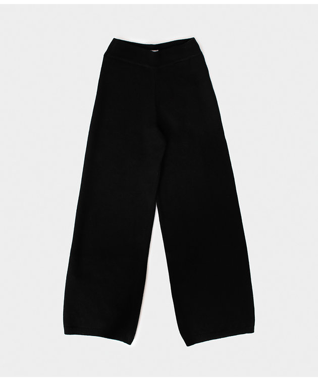 Opening Ceremony OC Knit Pant Deep Smoke