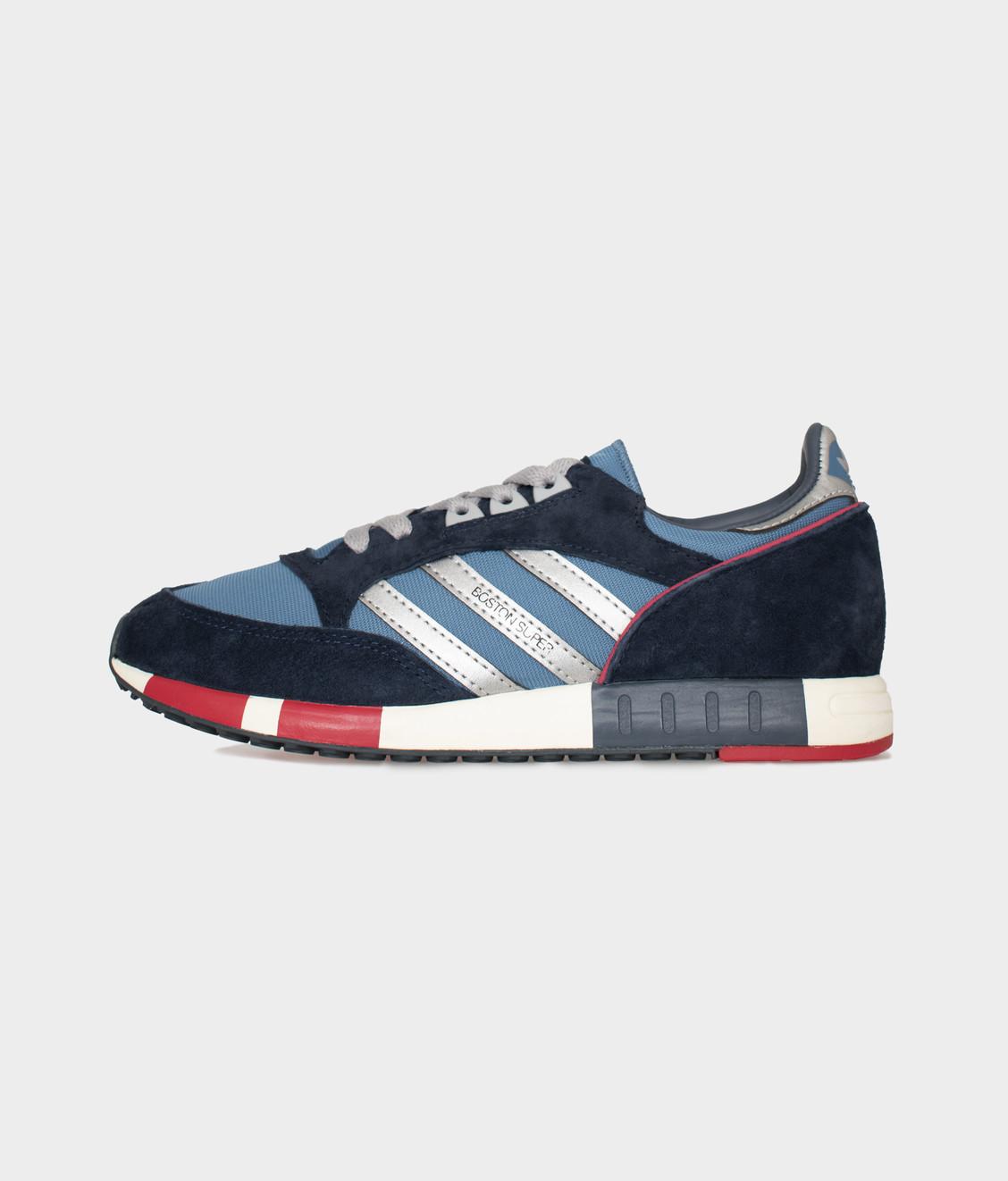 Adidas Adidas Boston Super Silver Blue