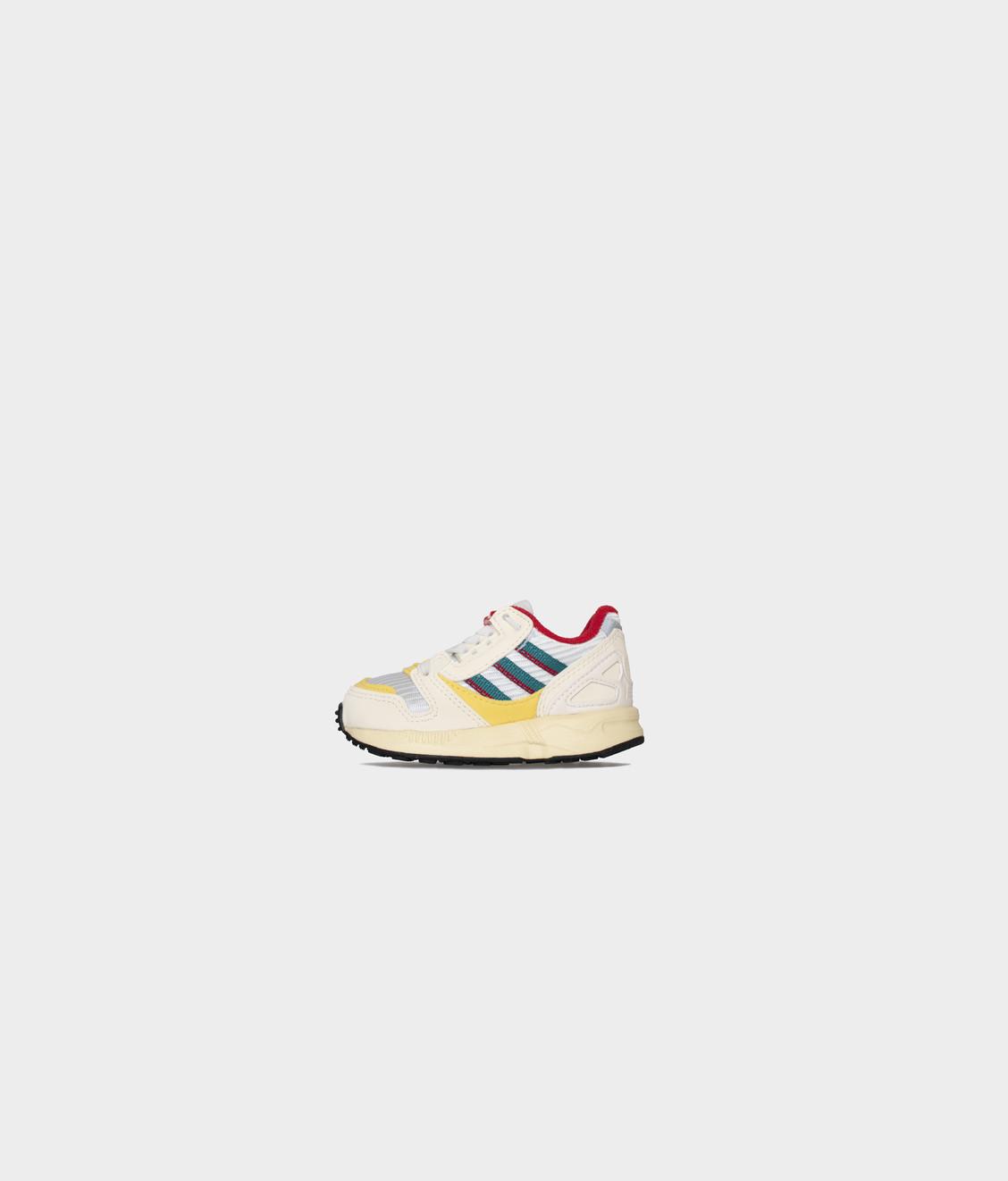 Adidas Adidas ZX 8000 EL I Crystal White/Scarlet