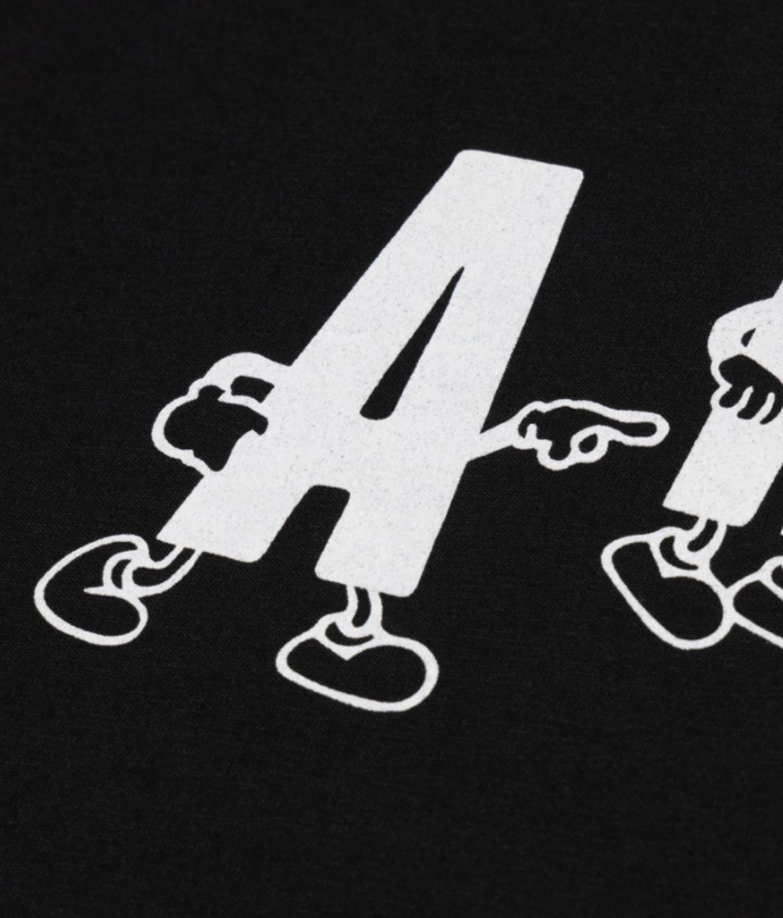 Aries Aries Cartoon Column LS Black