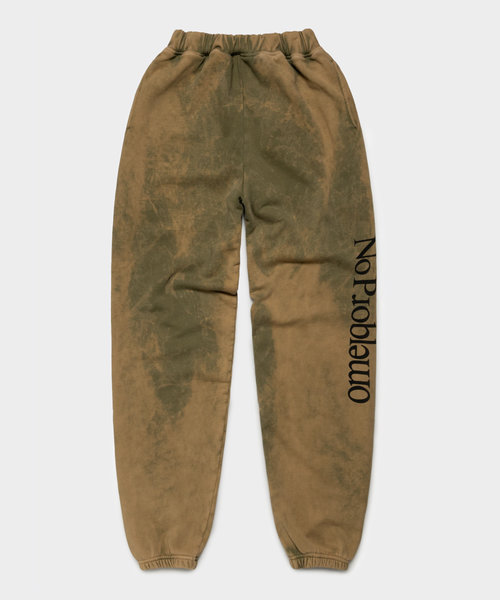 Aries No Problemo Sweatpant Olive