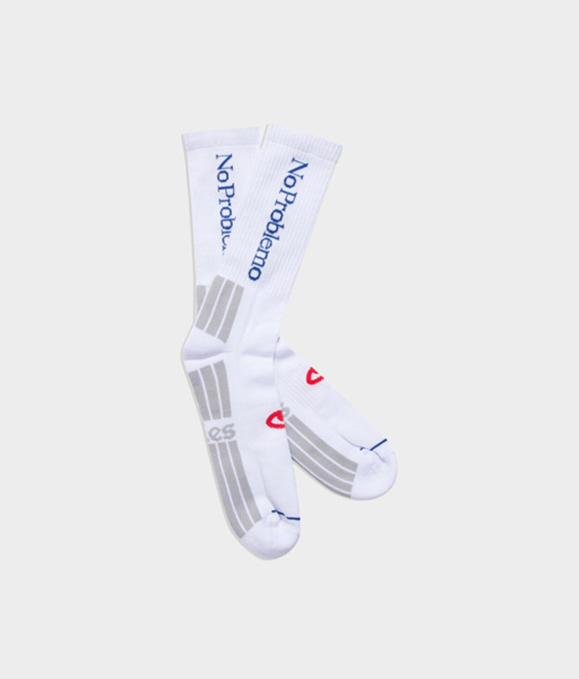 Aries Aries No Problemo Socks White