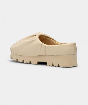 Yume Yume Yume Nawa Camp Shoe Low Beige