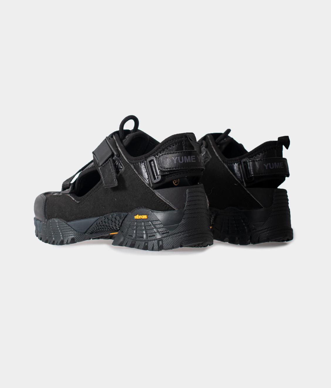 Yume Yume Yume Hiking Sandal Black