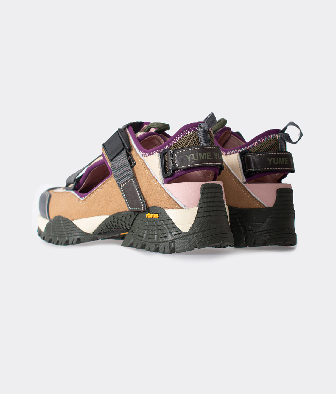 Yume Yume Yume Hiking Sandal Brown Forest Night