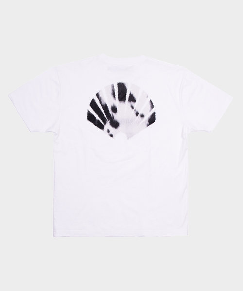 New Amsterdam Cow Tee White
