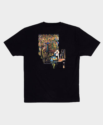 New Amsterdam New Amsterdam Road Tee Black