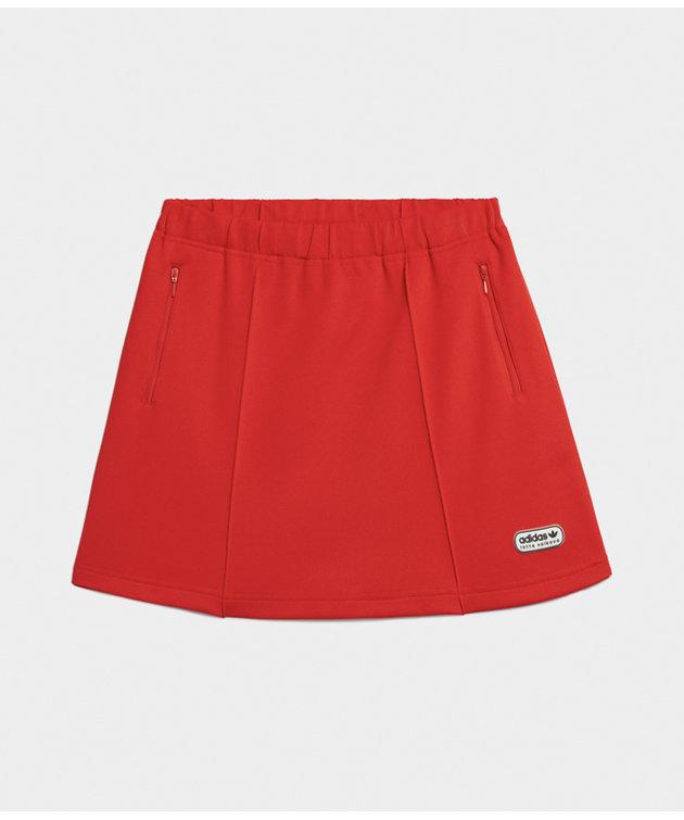 Adidas Adidas Lotta Volkova Tennis Skirt Red