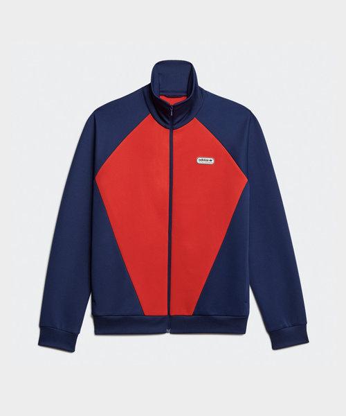 Adidas Lotta Volkova Track Top Red