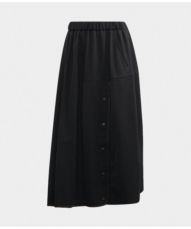 Y-3 Y-3 W CH2 Skirt Black