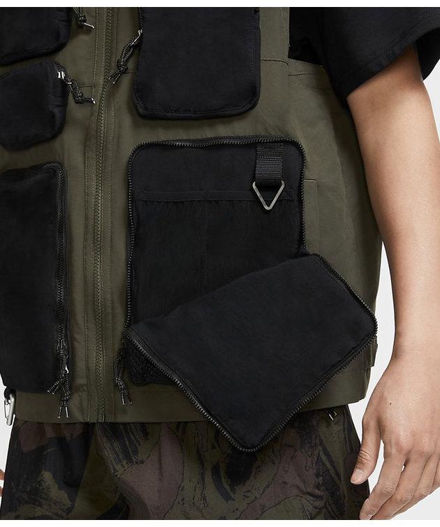 Nike Nike ACG Vest Cargo Khaki Black