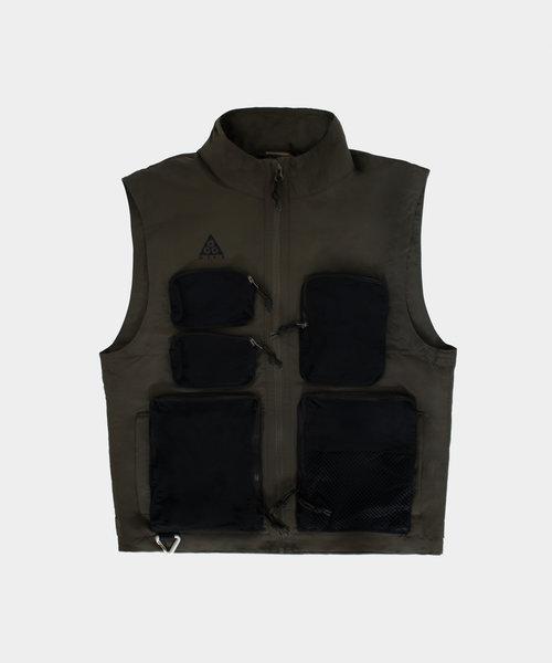 Nike ACG Vest Cargo Khaki Black