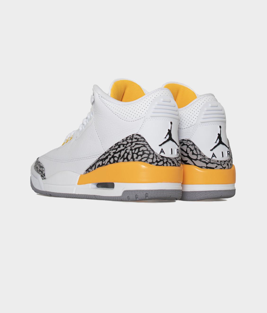 Nike Air Jordan 3 W Laser Orange