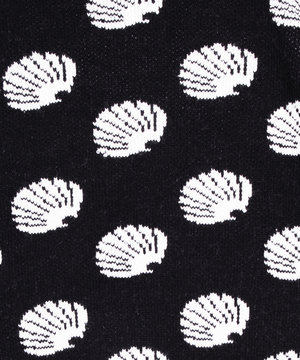 New Amsterdam New Amsterdam Beach Knit Black White