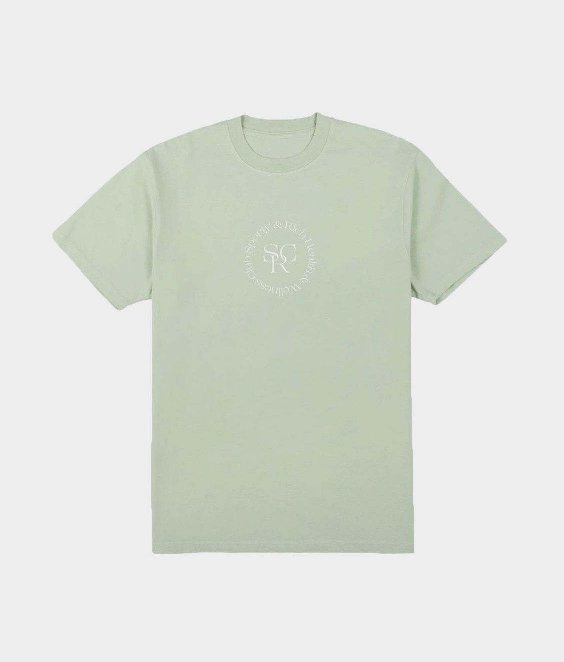 Sporty and Rich Sporty & Rich SRHWC Tee Mint Cream