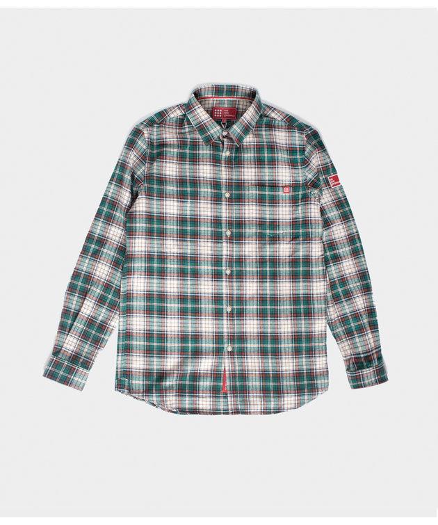 The New Originals TNO Artifics Shirt Pattern