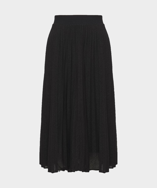 Libertine Skirt Closer Black