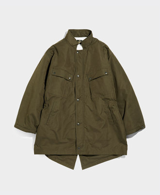 Needles Needles C.P. Jacket Peach Weather Olive