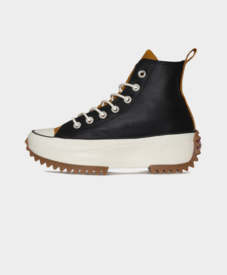 Converse Converse Run Star Hike Black/Saffron Yellow