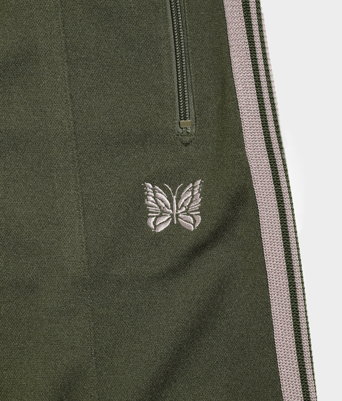 Needles Needles H.D. Track Pant Poly Olive