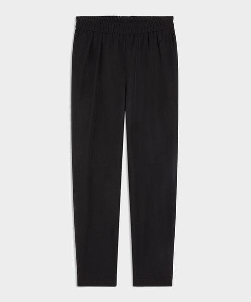 Kitsuné Jena Casual Pants Black