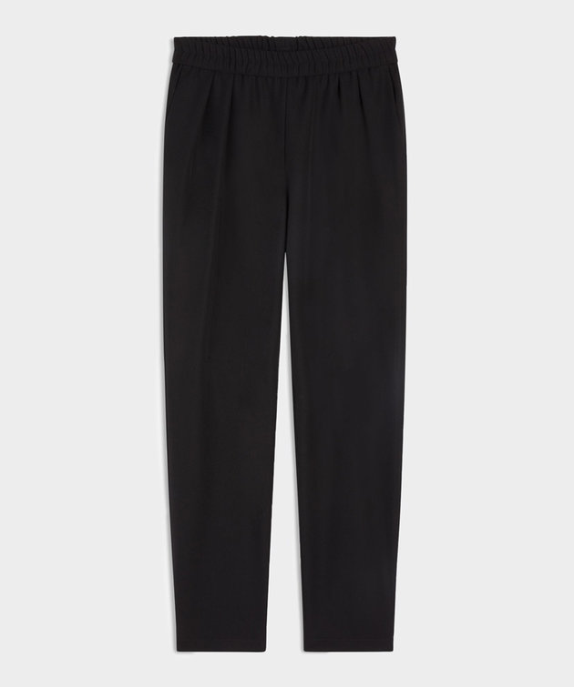Maison Kitsune Kitsuné Jena Casual Pants Black