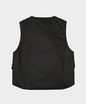 Stussy Stussy Insulated Work Vest Black