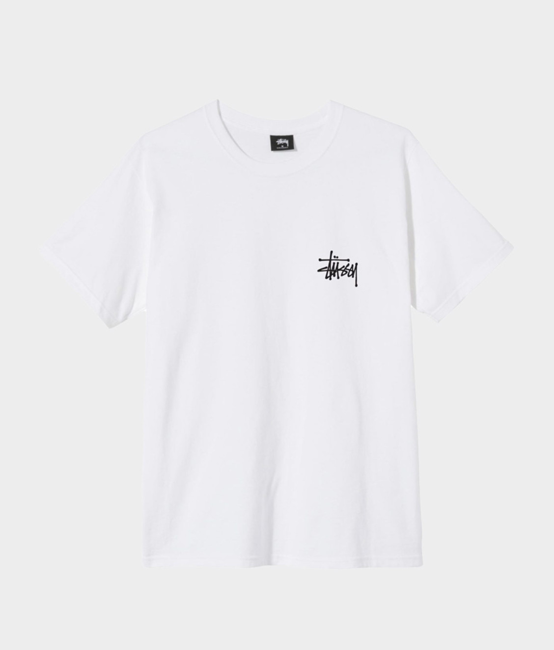Stussy Stussy Peach Pot Tee White