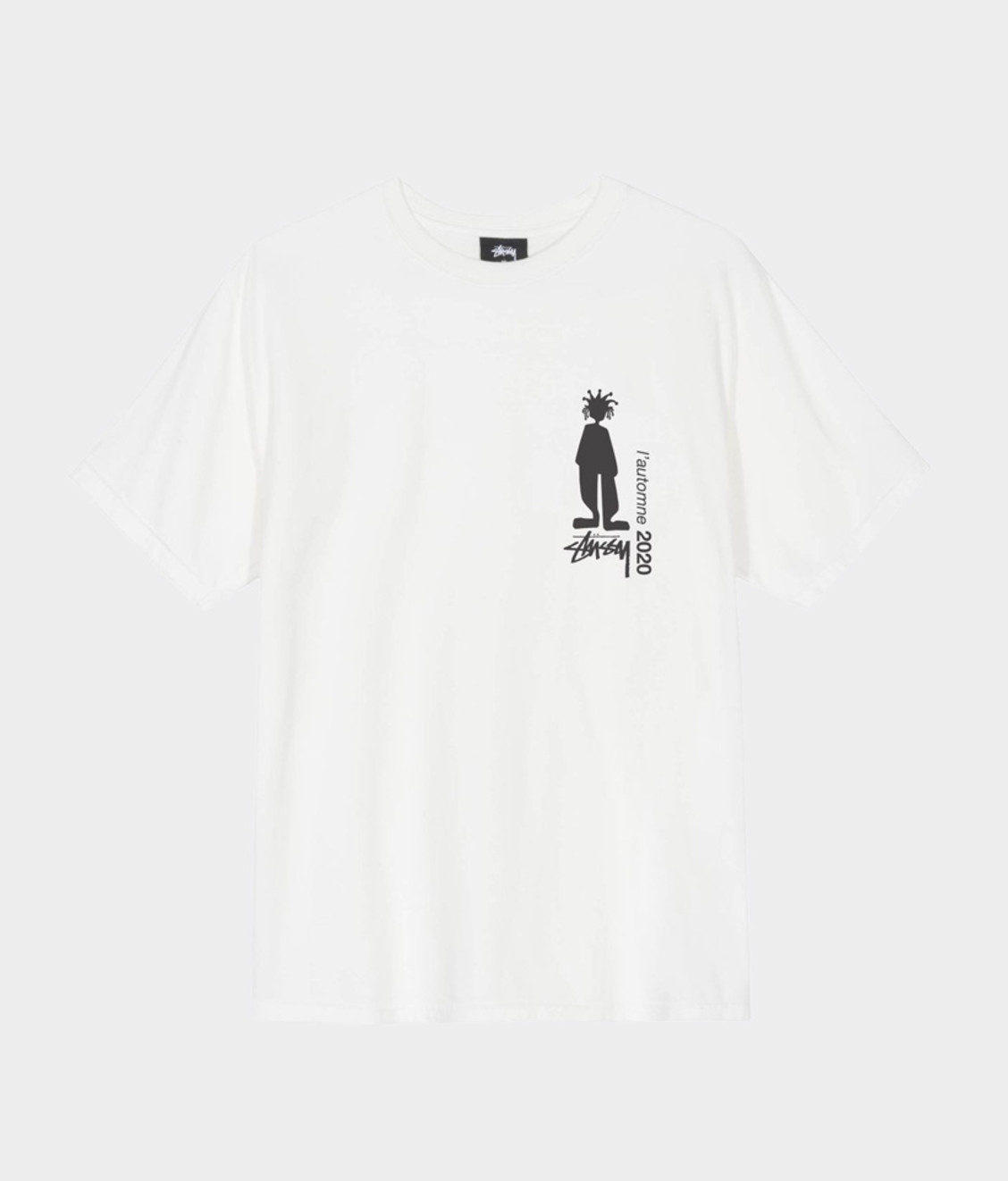 Stussy Stussy Delusion Pig. Dyed Tee Natural