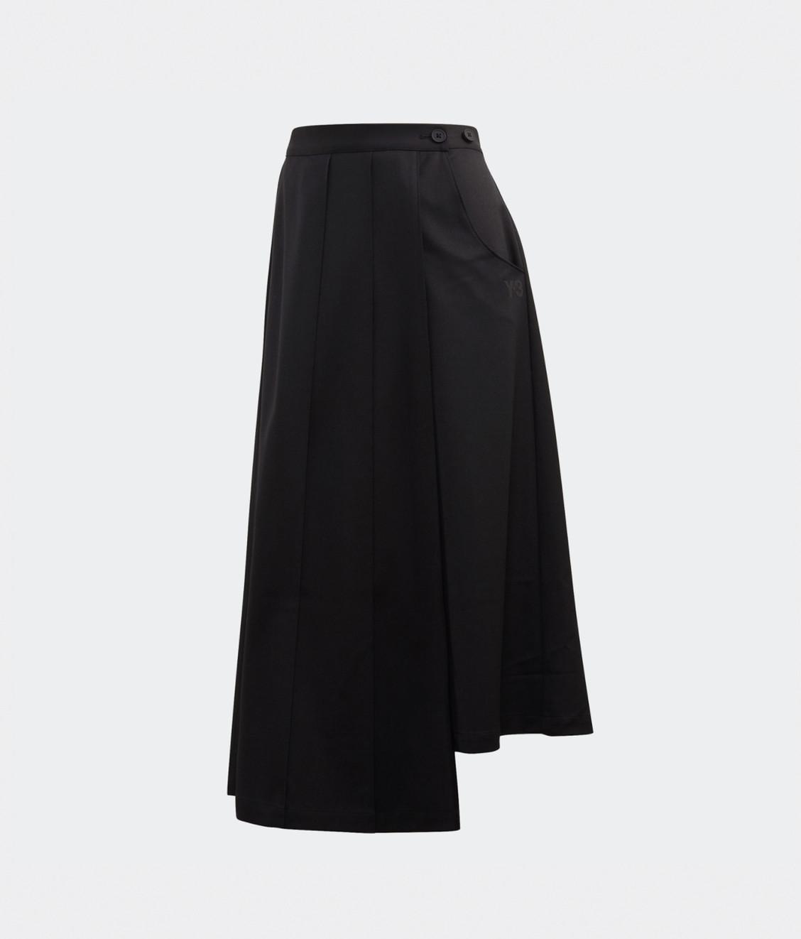 Y-3 Y-3 W CL Wool Skort Black