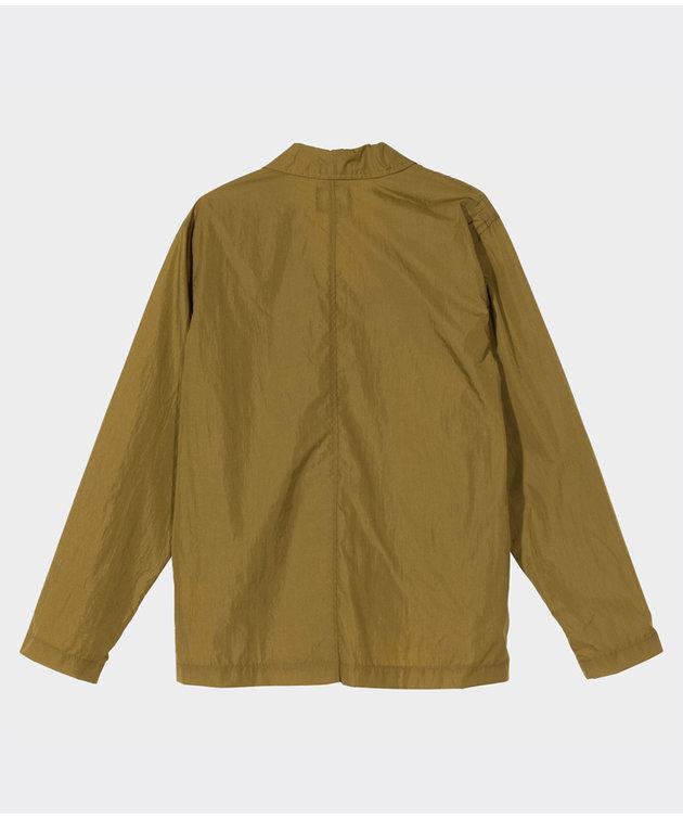 Stussy Stussy Nylon Chore Shirt Khaki