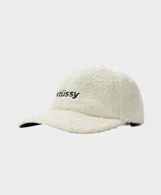 Stussy Stussy Sherpa Fleece Low Pro Cap OSFA