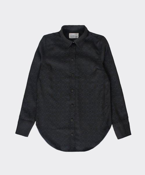 Libertine Bold Shirt Dark Navy