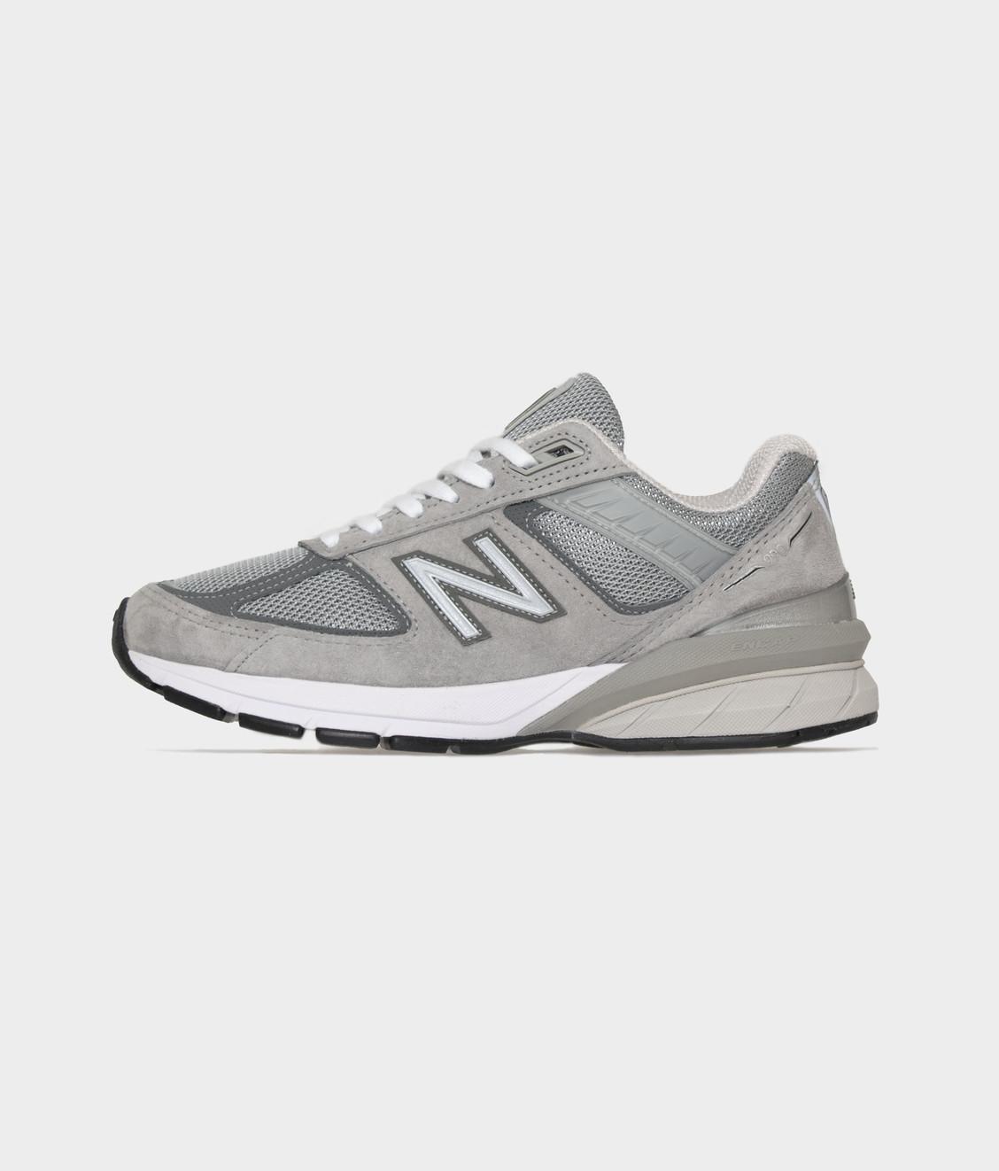 New Balance W990 V5 Grey