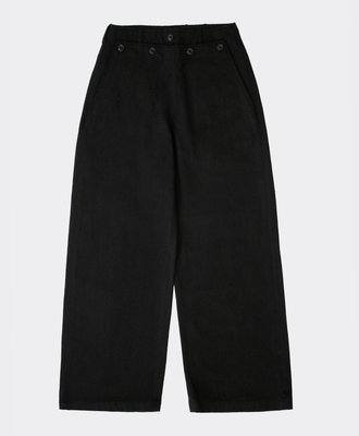 Engineered Garments Engineered Garments Sailor Pant Black Wool
