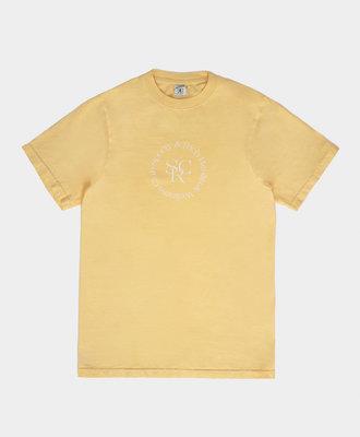 Sporty and Rich Sporty & Rich SRHWC T-shirt Lemon Cream