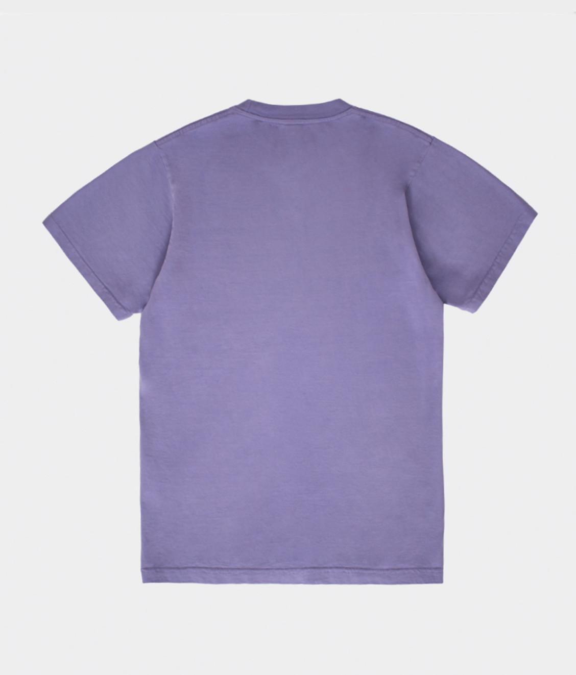 Sporty and Rich Sporty & Rich Fun Logo T-shirt Lilac