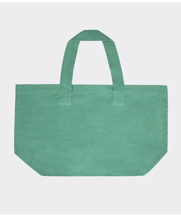 Sporty and Rich Sporty & Rich Fun Logo Tote Junior Mint