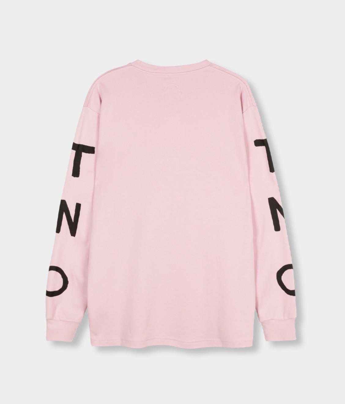 The New Originals TNO Freddy Juggle LS Pink