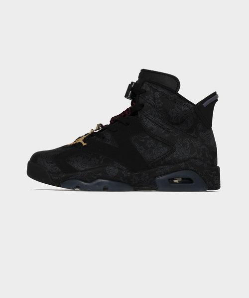 Air Jordan 6 Retro Singles Day Black